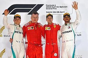 Formula 1 Race report Bahrain GP: Vettel holds off Bottas to win, disaster for Red Bull