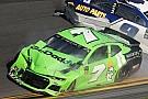 NASCAR Cup Danica Patrick: NASCAR-Abschied mit unverschuldetem Crash