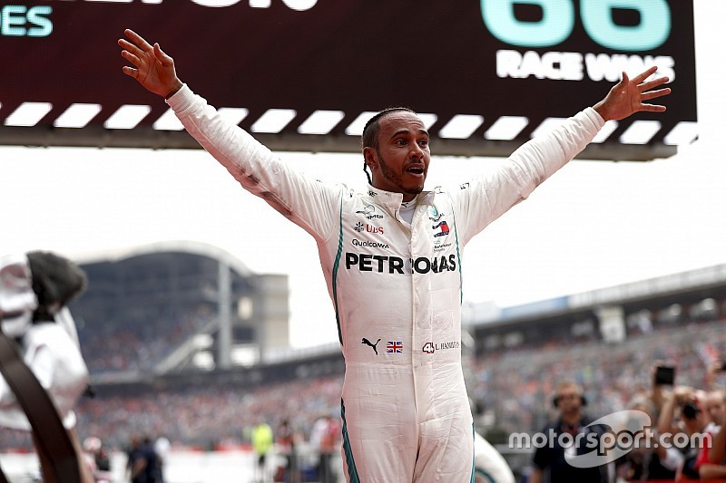 Хемілтон встановив незвичайний рекорд Формули 1