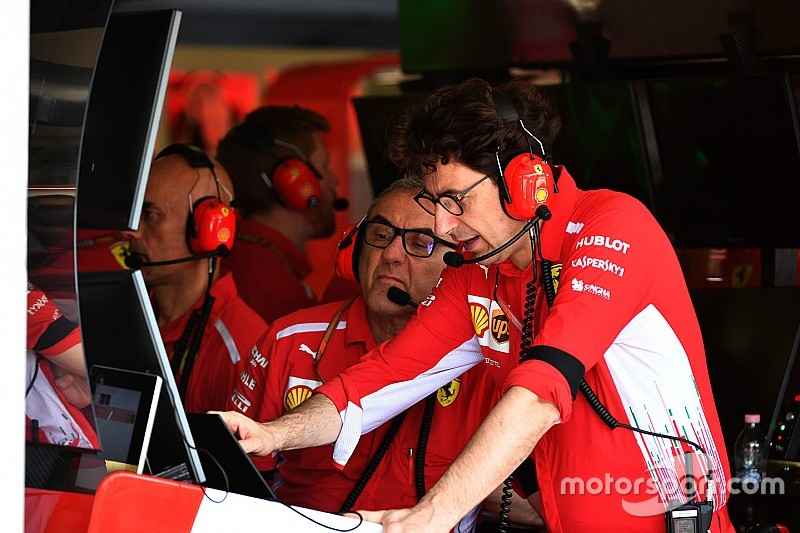 Le président de Ferrari nie