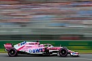 Компания Acronis стала партнером Force India