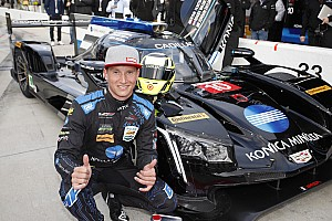 IMSA Sıralama turları raporu Daytona 24 Saat: Van der Zande pole pozisyonunun sahibi