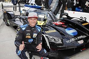 IMSA Relato de classificação Van Der Zande sai na frente em Daytona; Serra é pole na GTD