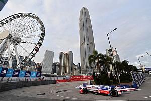 Formula E Qualifying report Kualifikasi Race 2 ePrix Hong Kong: Rosenqvist kalahkan Evans untuk pole