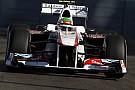 Közel 45 millió forintért árulják Kobayashi és Pérez F1-es gépét