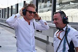 Formel 1 News Nico Rosberg: Darum reizt ihn der neue Job als Manager