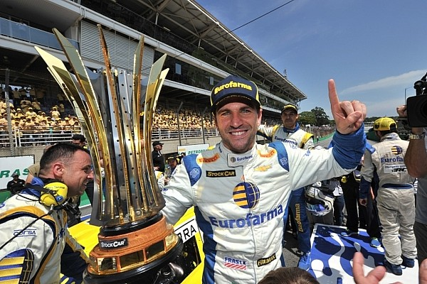 Stock Car Brasil Race report Serra is 3rd in Interlagos and wins Stock Car Brasil title
