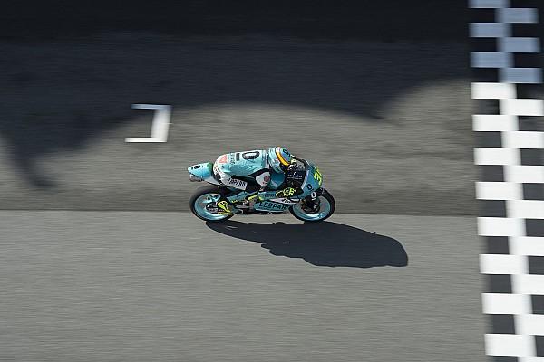 Moto3 Reporte de la carrera Mir logra la décima victoria del año y persigue el récord de Rossi