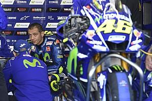 MotoGP Reactions Pakai sasis 2016, Rossi: Tak berpengaruh pada hasil