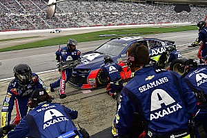 Problems surface with NASCAR-mandated pit guns at Atlanta