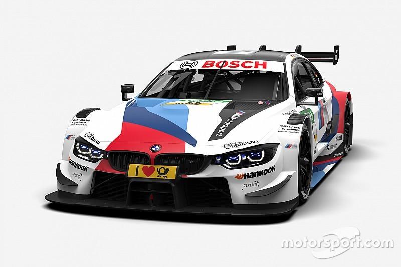 BMW dévoile ses livrées pour le DTM