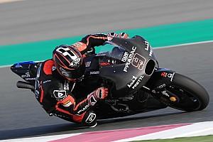 MotoGP Test Test Qatar, Giorno 3, Ore 17: Petrucci e Dovi al top, cade Valentino