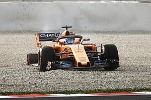 Fórmula 1 Noticias Fernando Alonso y una mala pasada en Barcelona