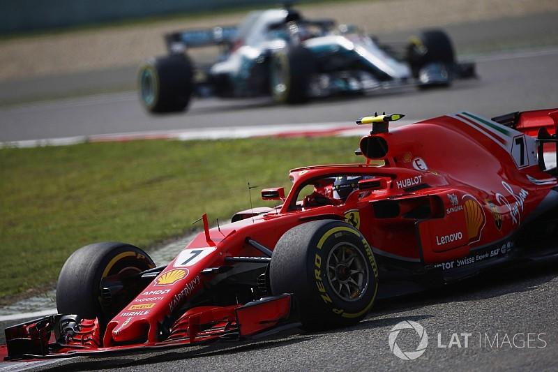 ライコネン「F1の序列はレース毎に変わる。成り行きを見守るべき」