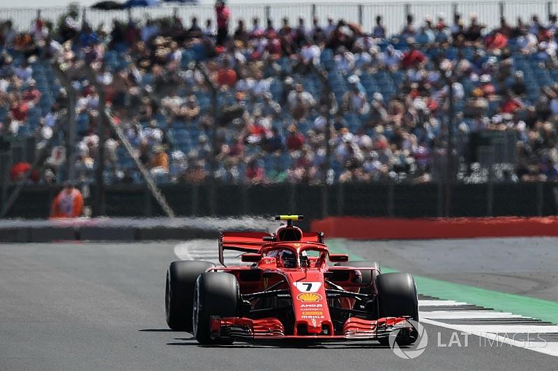 Raikkonen reconoce su culpa en el accidente con Hamilton