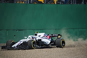 Formula 1 Breaking news Williams reveals cause of aero stall woes