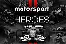 """Speciale Motorsport Network con lo sceneggiatore di """"Senna"""" Manish Pandey per """"Motorsport Heroes"""""""