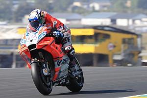 MotoGP Nieuws Dovizioso dacht serieus na over vertrek bij Ducati