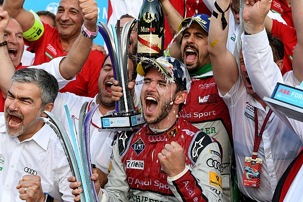 Formula E Race report ePrix Berlin: Duo Audi menang di kandang