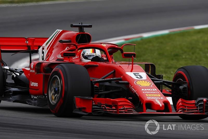 Wechsel auf Soft rettete Ferrari: Vettel rätselt nach Platz drei über Reifen