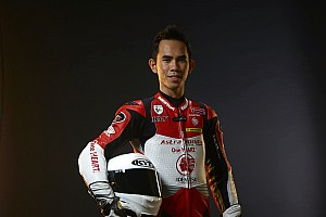 Gerry Salim bersiap debut CEV Moto3 Estoril