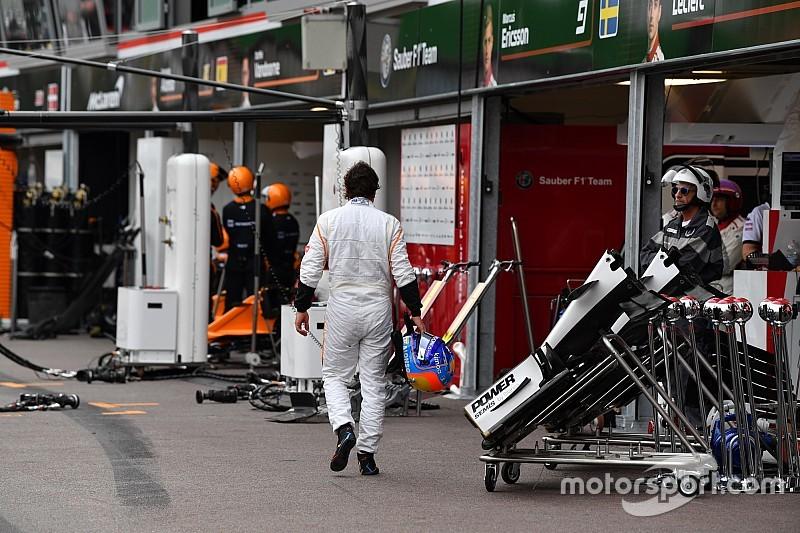 Brundle: Alonso 2018 sonunda emekli olabilir