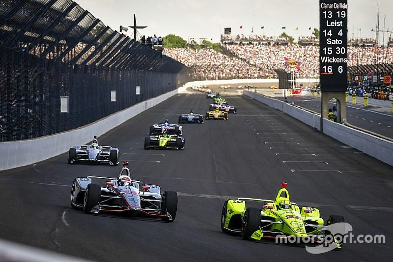 Penske announces management reshuffle in IndyCar, IMSA