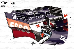 Формула 1 Аналитика Технический анализ: новинки, сделавшие Red Bull непобедимой в Монако
