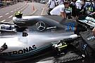 """Forma-1 Karcsúbb és """"felül semmi"""" motorborítás a Mercedesen"""
