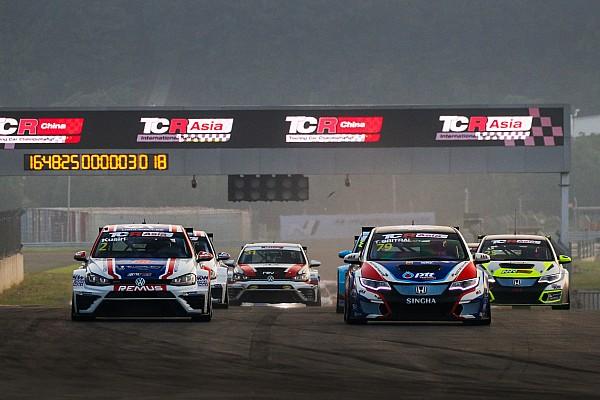 TCR A Zhuhai scatta nel weekend la seconda stagione della TCR China