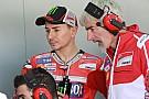 MotoGP En Ducati creen que las normas se cambian para perjudicarles