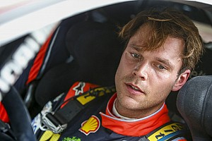 WRC レグ・レポート WRC豪州:ミケルセン、初日グラベルで速さを発揮。2番手に20秒差