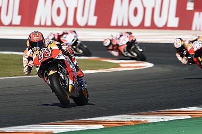 MotoGP Giri in testa: Marquez ne ha fatti il doppio di Dovi e il secondo è Zarco