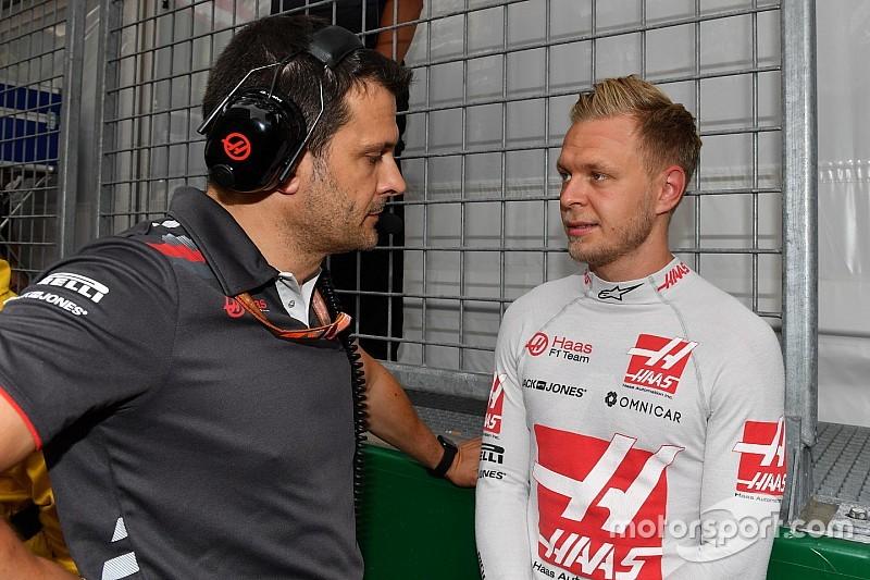 Magnussen, Ferrari'de yarışmaya olan isteğini gizlemiyor