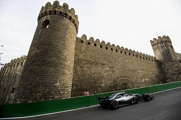 Formule 1 Actualités Bakou veut un meilleur accord avec la F1 à partir de 2021