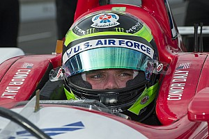 IndyCar Actualités Conor Daly remplace Chaves ce week-end