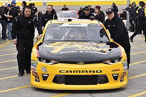 NASCAR XFINITY Breaking news NASCAR admits officiating mistake after Xfinity Series race