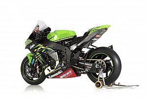 WSBK Топ список Галерея: новий мотоцикл Супербайка Kawasaki