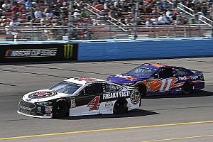 NASCAR Cup News Denny Hamlin: Es fehlt nicht viel, um Harvick einzuholen