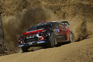 WRC Son dakika Citroen, Loeb'ün daha fazla ralliye katılmasını istiyor!