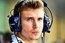 Формула 1 Официально: Williams подписала контракт с Сергеем Сироткиным