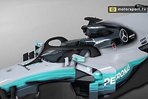 Vidéo 3D - Les effets aérodynamiques du Halo sur les F1 en 2018