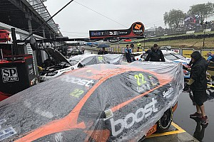 Supercars Breaking news Pukekohe qualifying cancelled due to rain