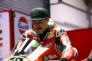 Superbike-WM News Nach schwerem Unfall: Laverty peilt Comeback in Donington an