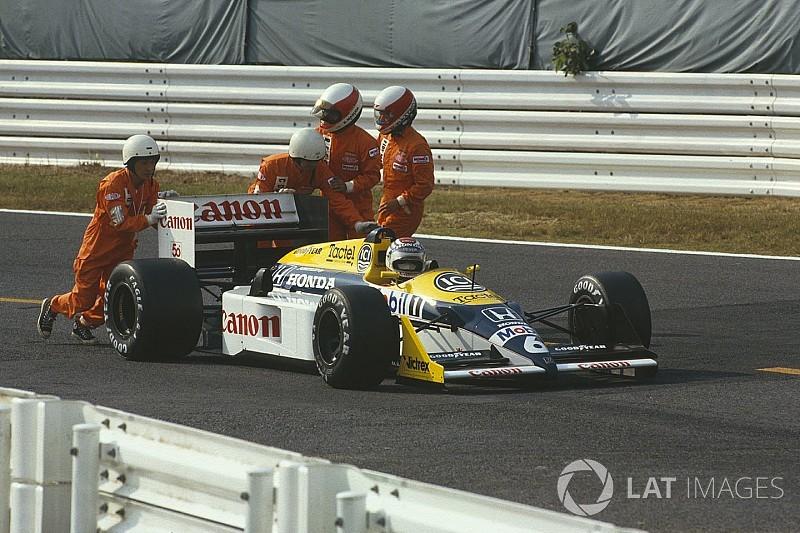 Williams не виключає переходу на двигуни Honda