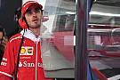 Formule 1 Giovinazzi ne sait pas s'il aura un programme de course en 2018