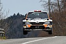 Schweizer rallye Überragender Michaël Burri beim Critérium Jurassien