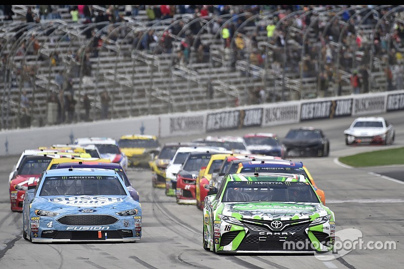 Goodyear makes tire change for Texas playoff race