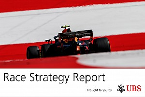 Formula 1 Analysis Strategy Report: How disruption turned Austrian GP on its head