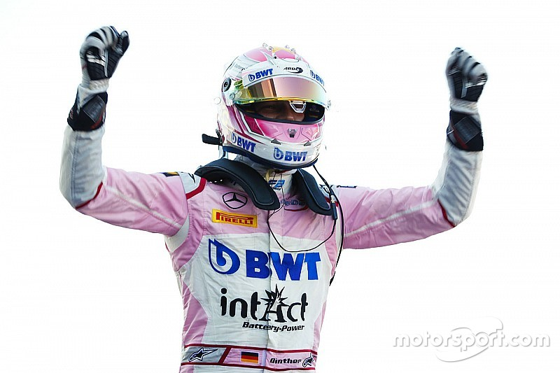 F2 Silverstone: Gunther menang perdana di sprint race, Gelael P16